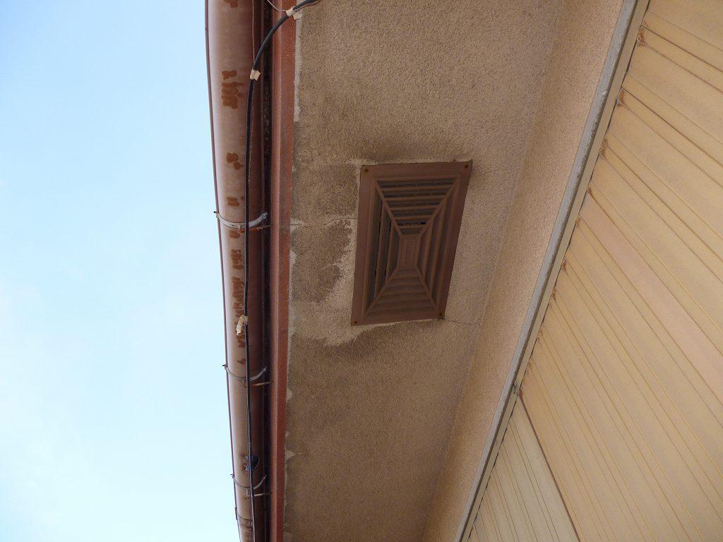 雨樋取り替え工事