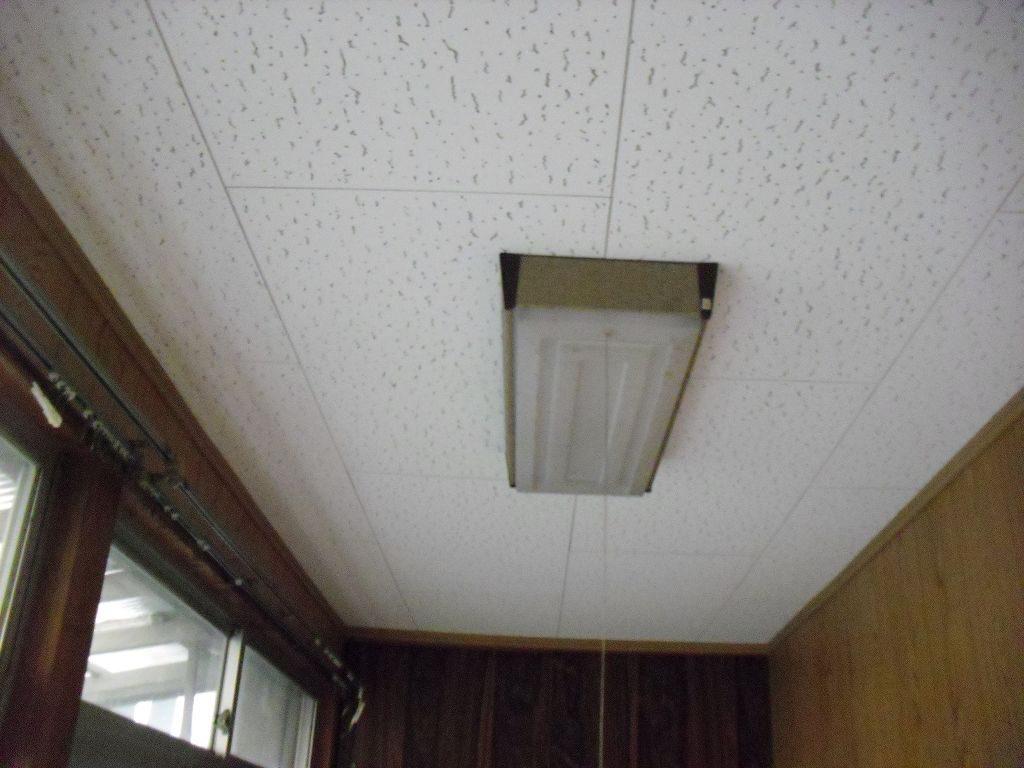 天井張り替え工事