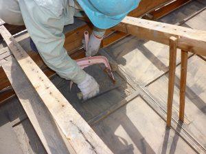 屋根の葺替リフォーム