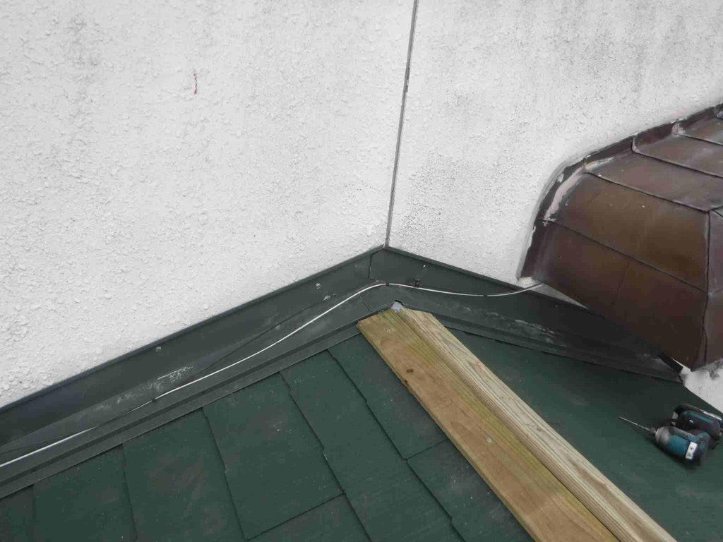 屋根葺き替え工事:志布志市志布志町 M様邸