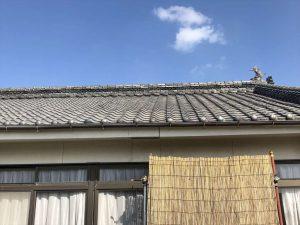 屋根葺き替え工事:鹿屋市大浦町 O様邸