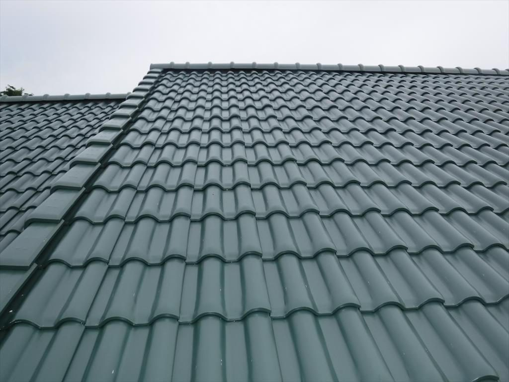 屋根葺き替え工事:垂水市新御堂 K様邸