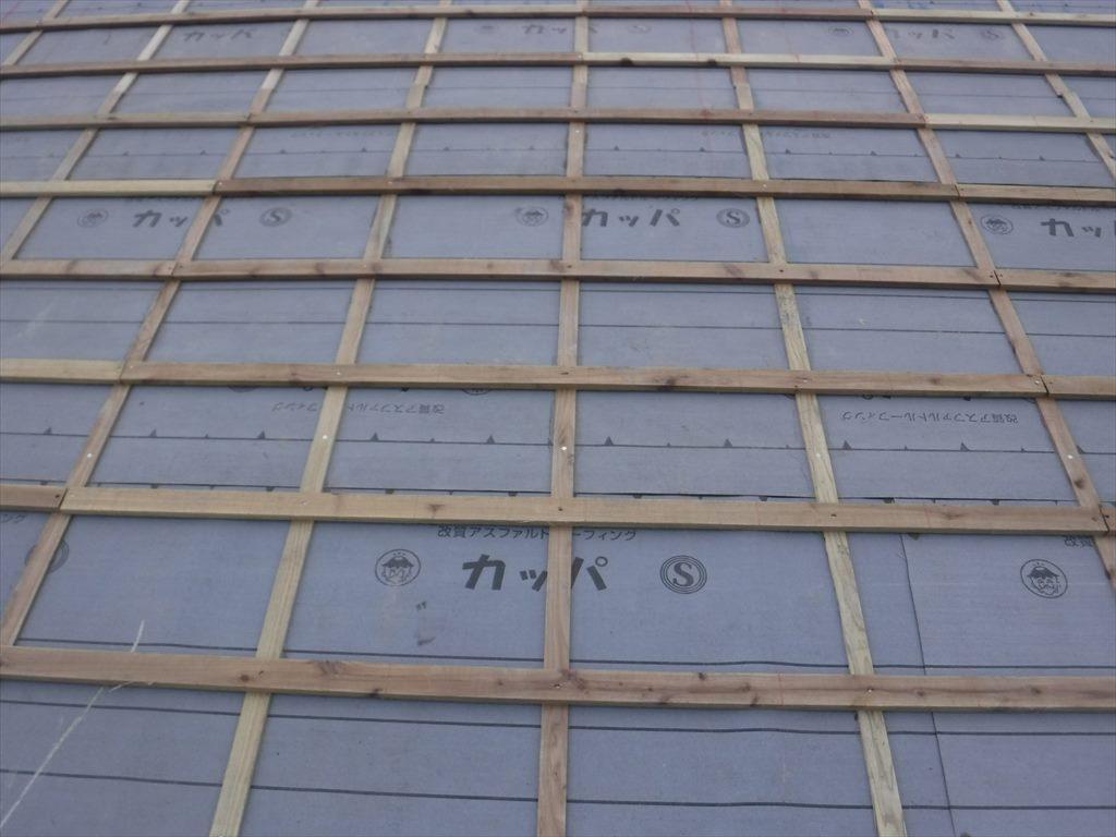 屋根葺き替え工事:鹿屋市西原 S様邸