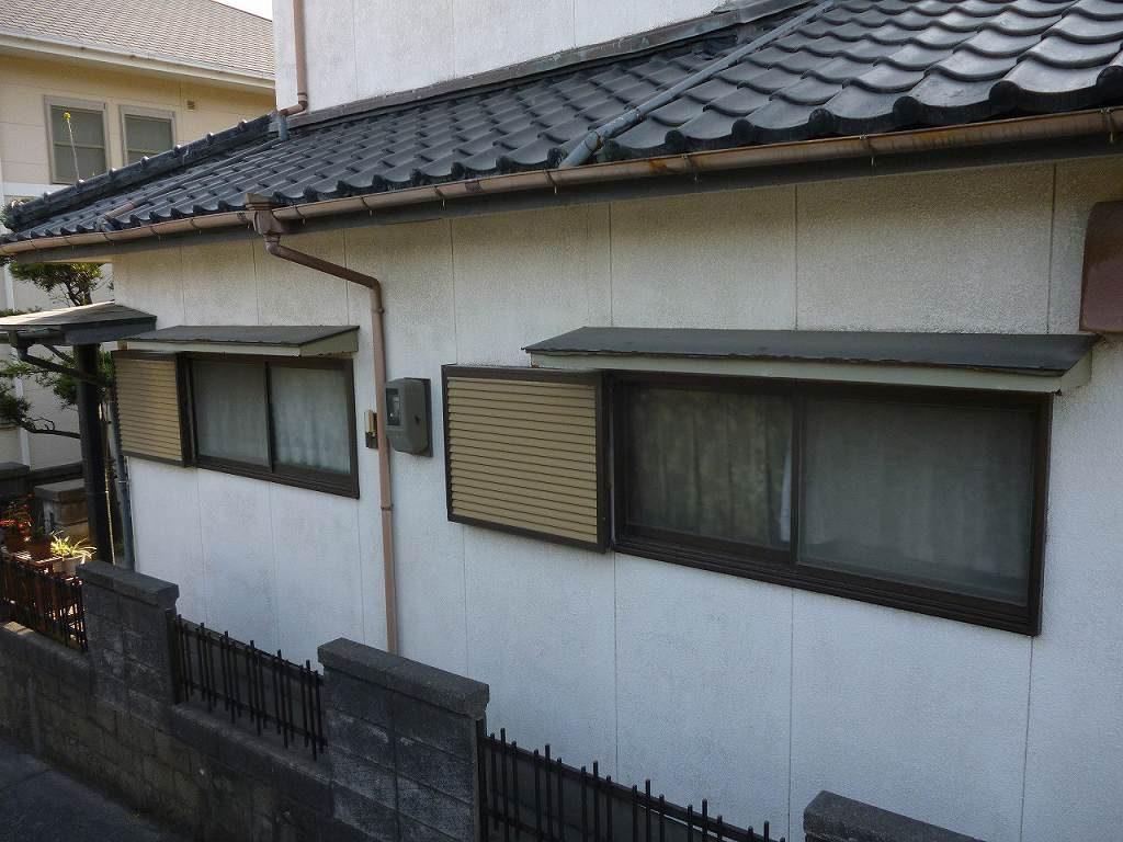 屋根葺き替え・外壁塗装工事