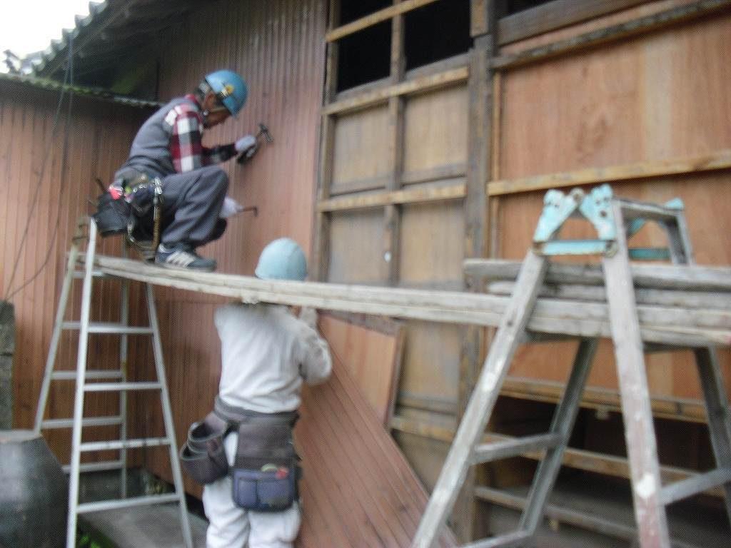 外壁リフォーム工事