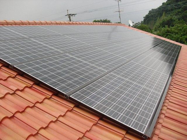 太陽光取付工事