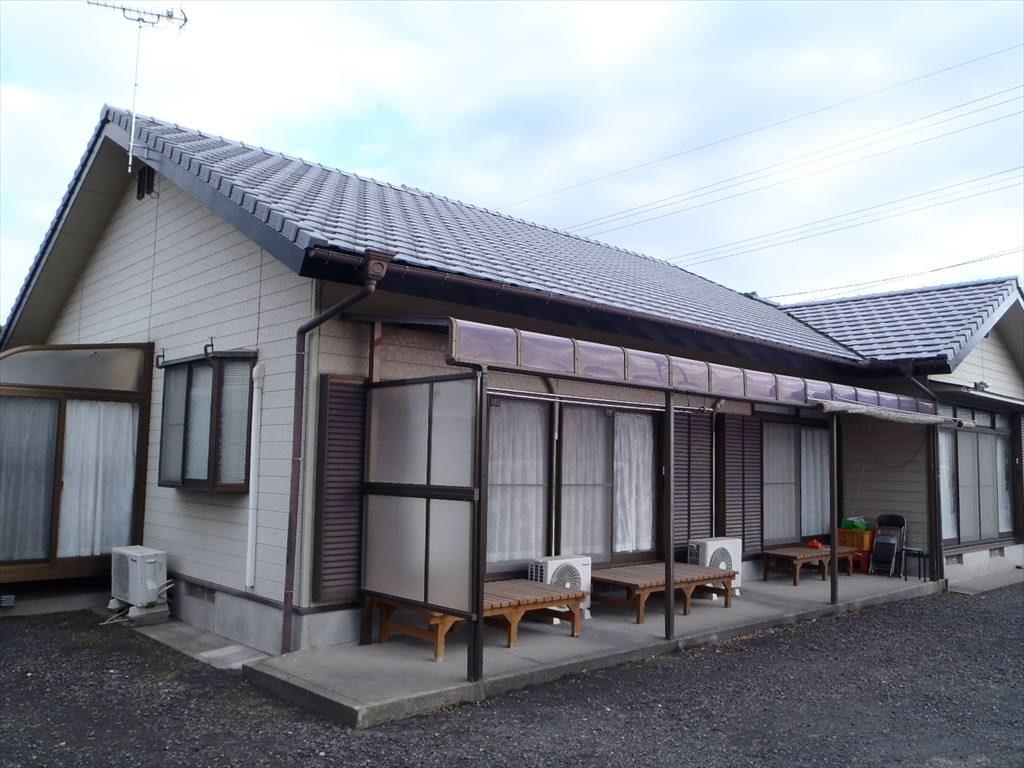 屋根葺き替え工事:垂水市田神 T様邸