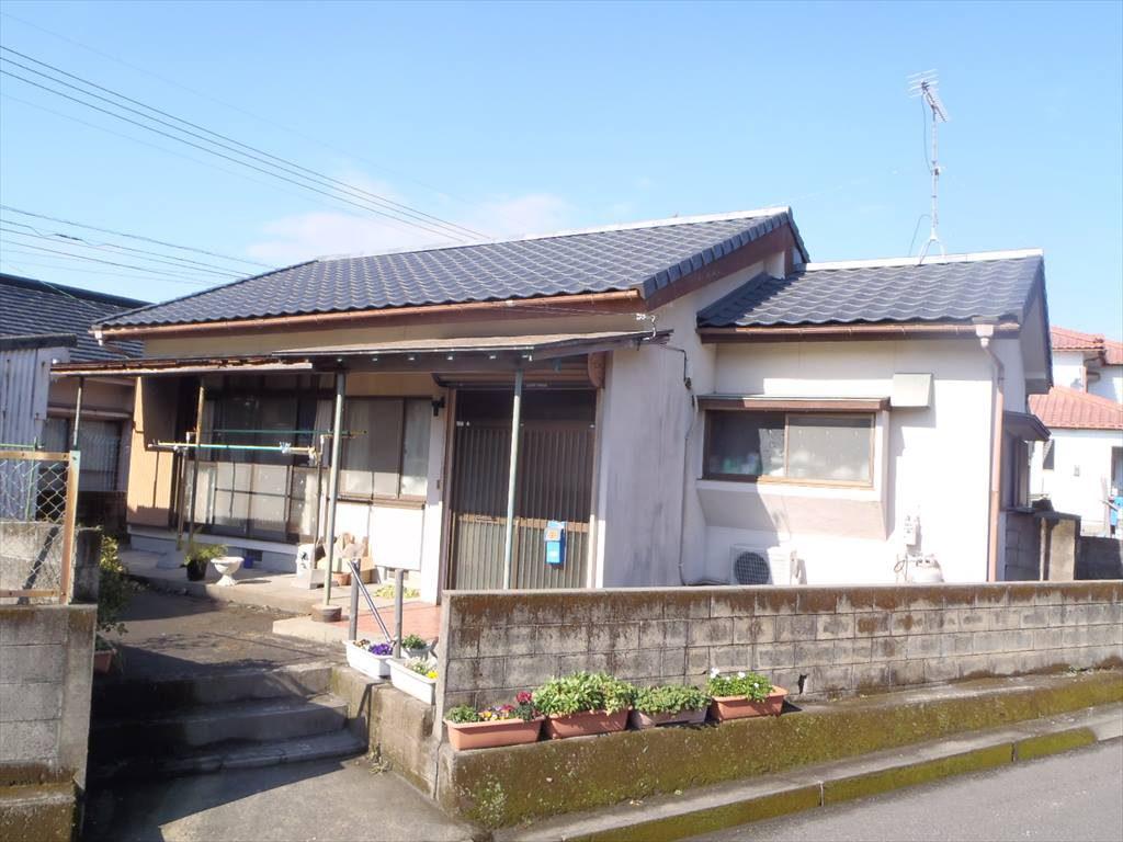 屋根葺き替え工事:垂水市田神 M様邸