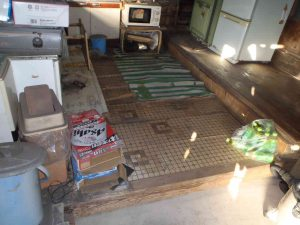 天井、床張替え工事:鹿屋市浜田町 S様邸
