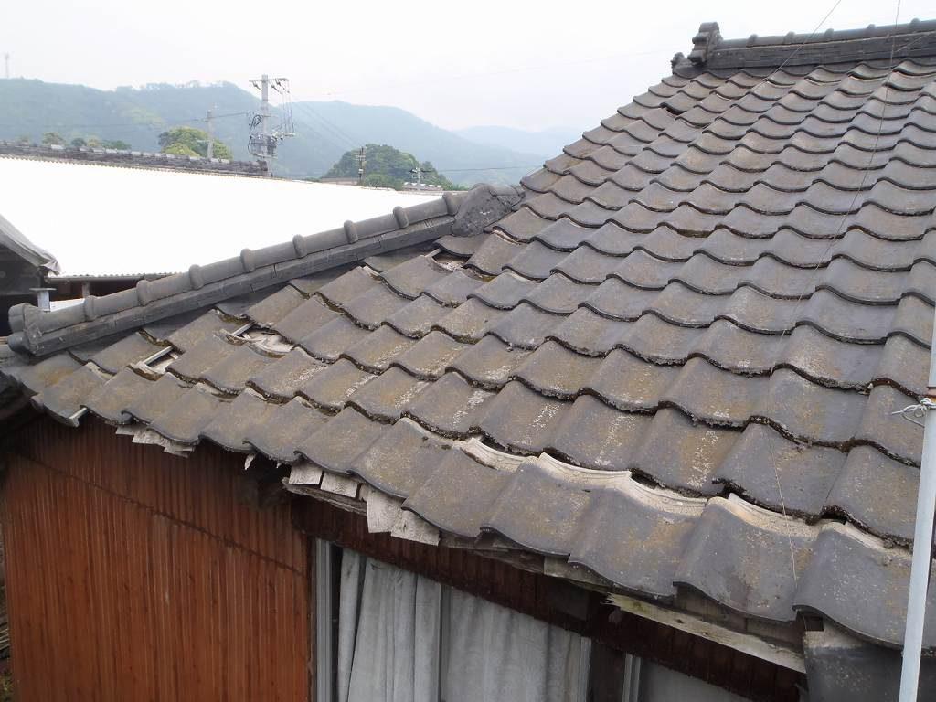 屋根葺き替え工事:鹿屋市浜田町 S様邸