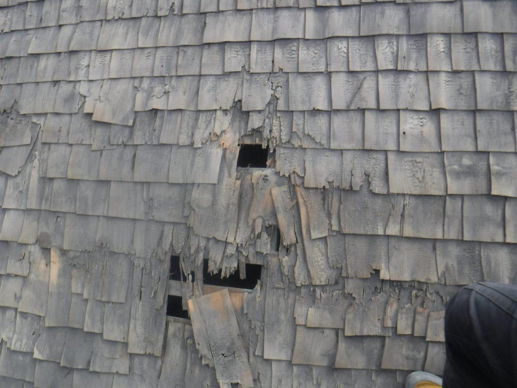 屋根葺き替え工事:鹿屋市北田町 L様邸