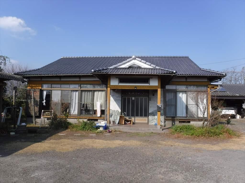 屋根葺き替え工事:鹿屋市下高隈町 T様邸