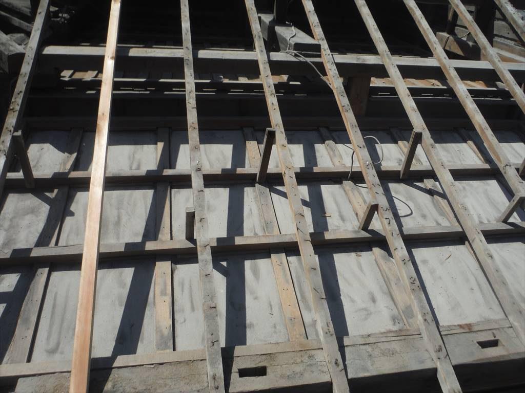 屋根葺き替え工事:鹿児島市東桜島町 N様邸