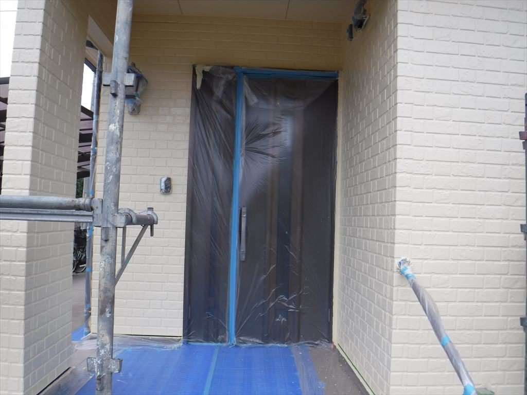 外壁塗装工事:鹿屋市西原 S様邸