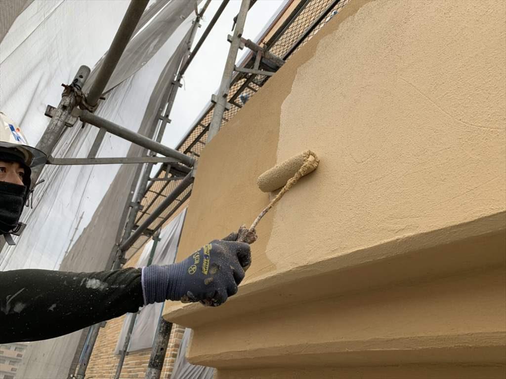 外壁塗装工事:鹿屋市今坂町 F様邸