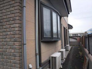 外壁塗装工事:垂水市海潟 K様邸