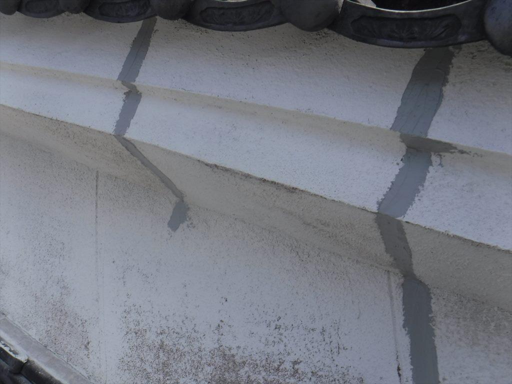 屋根補修工事:鹿屋市西原 O様邸