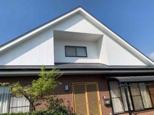 外壁塗装工事:垂水市潮彩町 S様邸