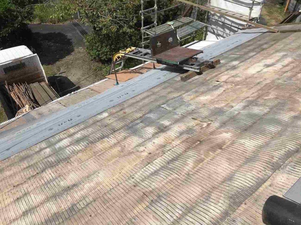 屋根葺き替え工事:鹿屋市吾平町 S様邸